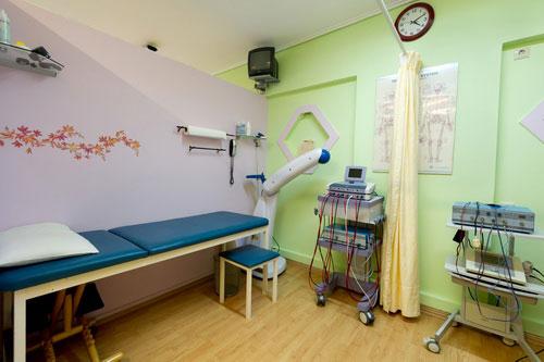 Χώρος φυσικοθεραπείας